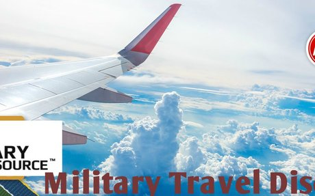 Travel Anywhere With Discount Military Flights