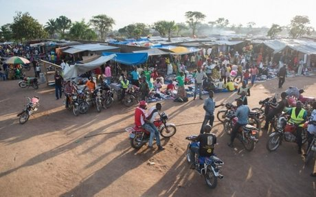 South Sudan refugees in Congo make market vibrant success