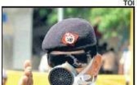 Pollution hurting health of traffic cops: NHRC - The Times Of India - Delhi, 2018-01-26