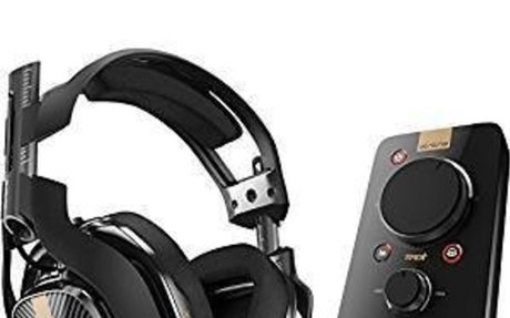 Amazon.com: ASTRO Gaming A40 TR Headset + MixAmp Pro TR for PS4: playstation 4: Video Game