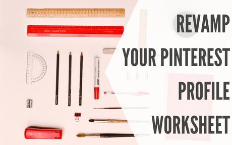 Pinterest CHECKLIST Worksheet