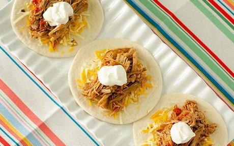 Instant Pot Pork Tacos Recipe | Yummly