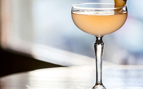 This Mezcal Drink Just Won Cocktail of the Year (and You Can Make It at Home)