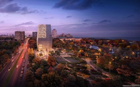 Fed's Report on Jackson Park Obama Center a Little Rough; Here Are the Highlights