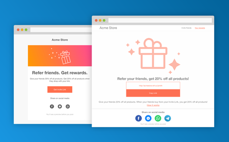ReferralCandy powers referral marketing programs for online stores of all shapes and si...