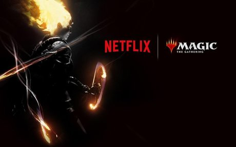 Wizards of the Coast Continues Magic: The Gathering Push With Netflix Show - The Esport...