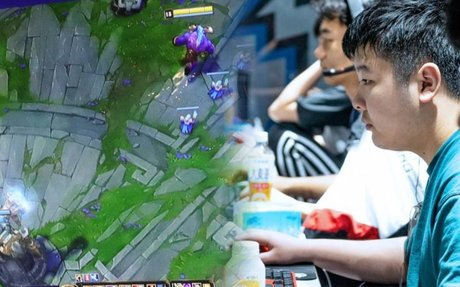 China's 500m gamers drive growth at Tencent and other IT giants