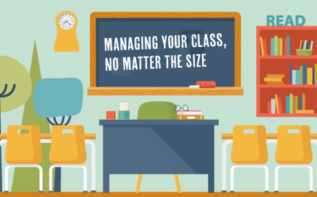 Managing Your Class, No Matter the Size | Solution Tree Blog