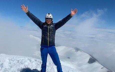 El nuevo récord de Karl Egloff en el Denali