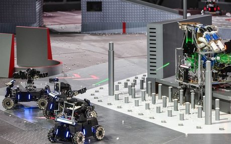 What is Robomaster? DJI's robot battle competition explained