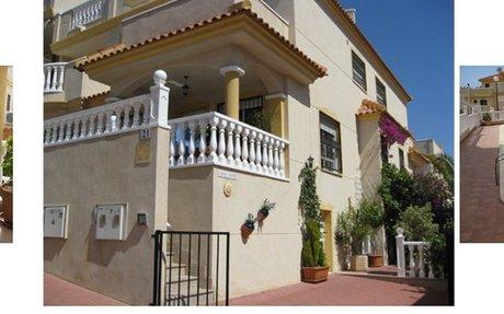 Flott, sydvendt leilighet til leie i Los Estaños