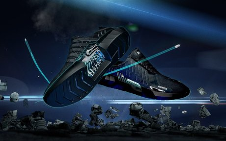 K-Swiss And Immortals Gaming Club To Release First Ever E-Sport Performance Sneaker • K...