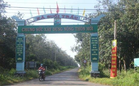 Giải thể xã Suối Trầu để xây dựng sân bay Long Thành