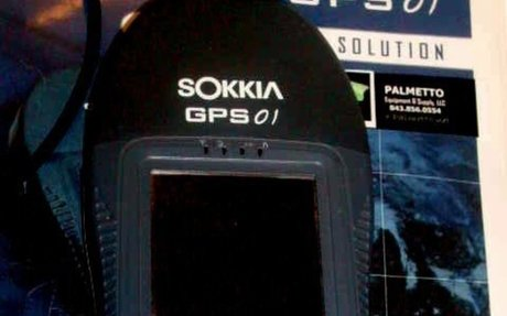 Sokkia GPS01 and Configure Base/Rover (NMEA GPS)