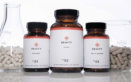 Give Dad Your Remedy For a Healthy Life - Father's Day Remity Nutritionals