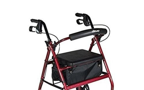 Top 10 Best Drive Medical Rollator Walker Reviews on Flipboard