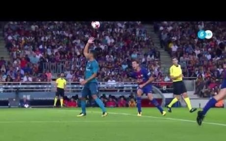 Barcelona Vs Real Madrid 1-3 (Full Match) - August 13 2017 - El Clasico - Supercopa - [HD]