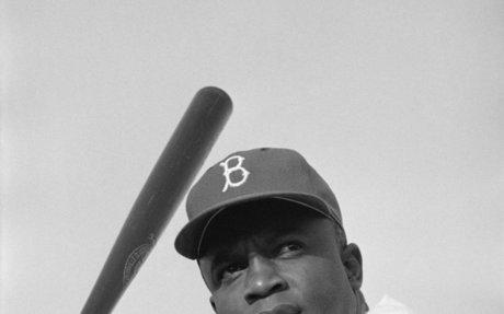 1. Jackie Robinson-Sports Leader