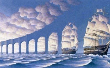 A festő, aki műveivel kérdésessé teszi: igaz-e, amit látsz!