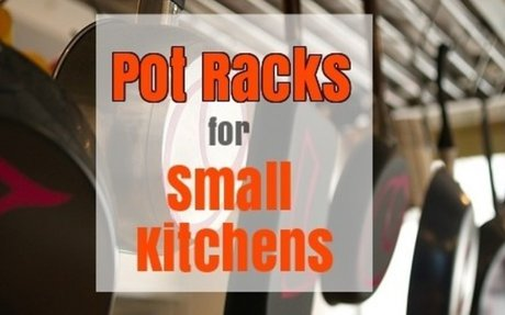 Best Wall Mounted Pot Racks for Small Kitchens - Best Wall Mounted Products