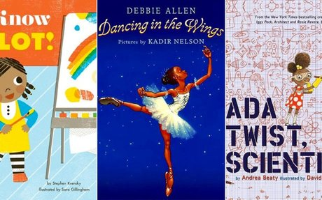 Broadening the Story: 50 Picture Books Starring Black Mighty Girls