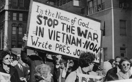 History - Korean and Vietnam War