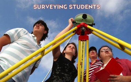Surveying Students - Surveyor Photos tagged 'students'