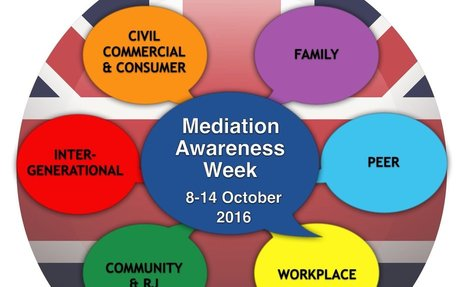 Mediation Week 2016 on Twitter
