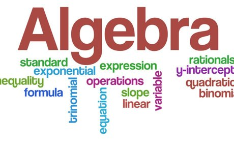 learn Basic Concepts of Algebra