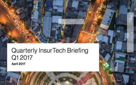 2017-04 WillisTowers Watson Report: InsurTech Briefing Q1-2017