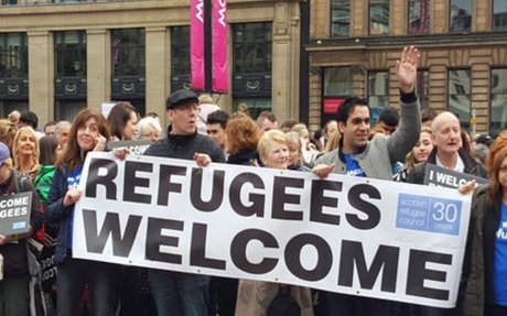 News: Glasgow 'blindsided' as destitute refugees face mass evictions