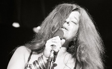 Janis Joplin Rock and Roll HOF