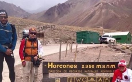 Récord: En menos de 12 horas un ecuatoriano escaló el Aconcagua - El Liberal