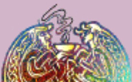 Celtic God Dagda - Son of Danu and Bile
