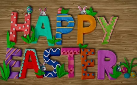 HAPPY EASTER WISHES YOU LOVE CARPE DIEM!