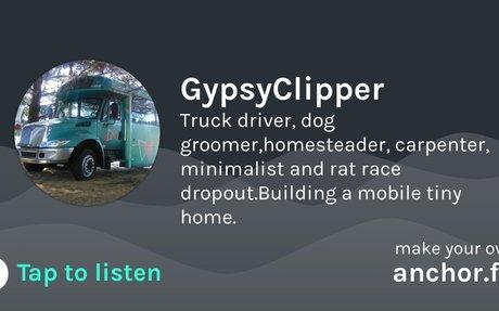 GypsyClipper | Anchor - Radio, reinvented