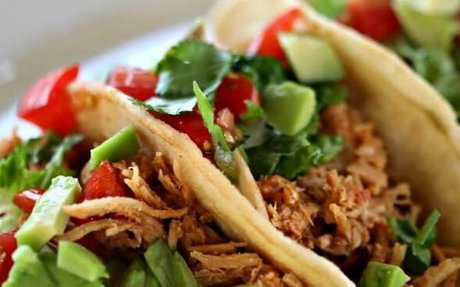 Instant Pot Pulled Pork Tacos Recipe | Yummly