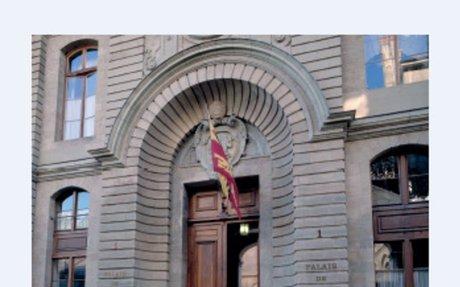 Pouvoir judiciaire - Journée portes ouvertes au Palais de justice