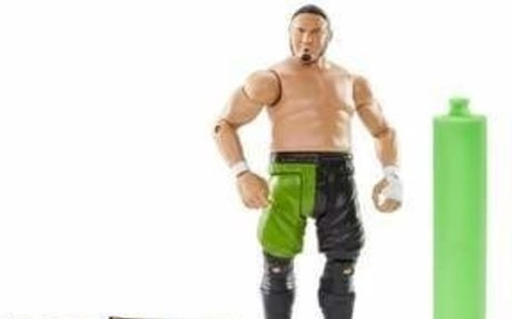 WWE NXT Samoa Joe Action Figure