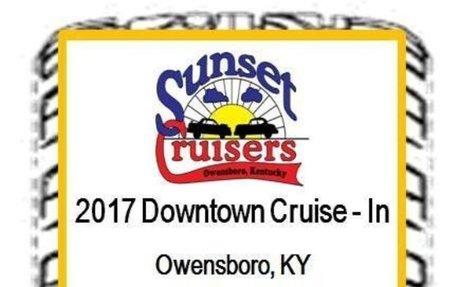 Sunset Cruisers | Car Show Schedule | 2017 | Owensboro Kentucky