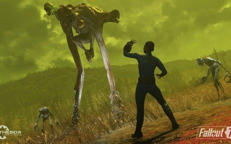 Interview: Bringing Some Humanity to Fallout 76 with Composer Inon Zur