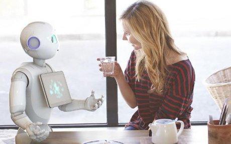 Allons-nous devoir donner un �tat civil aux robots ?