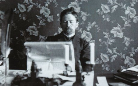 Love in the Time of Numbness; or, Doctor Chekhov, Writer