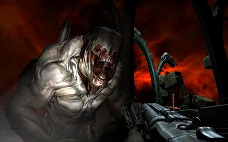 You Can Now Play DOOM 3 In VR On Vive With Motion Controllers