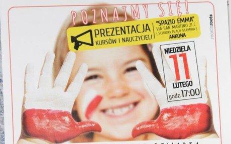 Ancona parla polacco con la Scuola di Lingua e Cultura ANDERS delle Marche