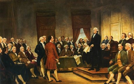 The Debate for the United States Constitution