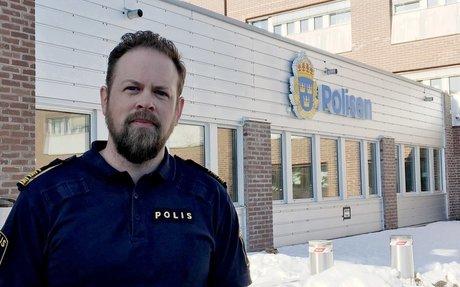 Gränspolischefen: Vi har ett stort behov av förvar i Norrland - P4 Västerbotten