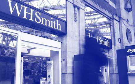 BRAND HIGHLIGHT // WH Smith Is UK's Worst High Street Store