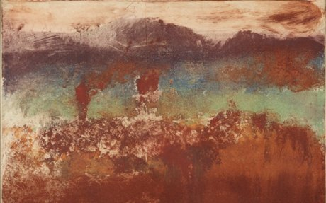 The Landscape Painter Degas Might Have Been: Theodore Reff On An Unseen Side Of The Impres