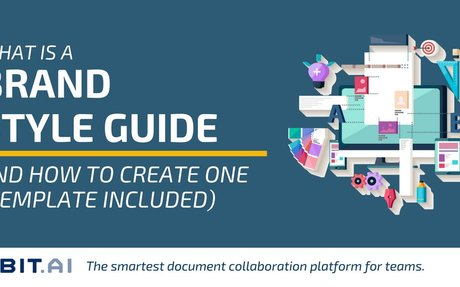 Brand Style Guide: What is it & How to Create One (Free Template Included)